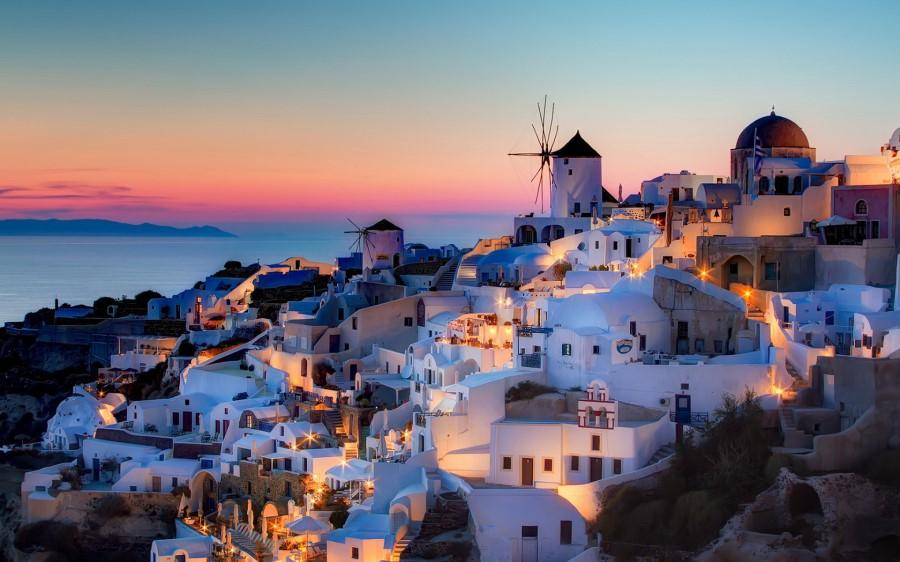 希腊圣托里尼岛必做10件事