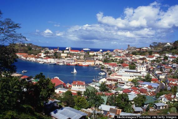 格林纳达 加勒比海南端的明珠