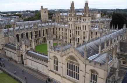 英国十大著名高校,想让您的孩子上哪所?