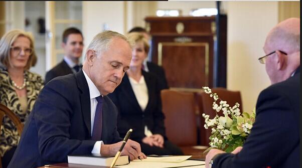澳大利亚换新总理 称对中国有深入认识