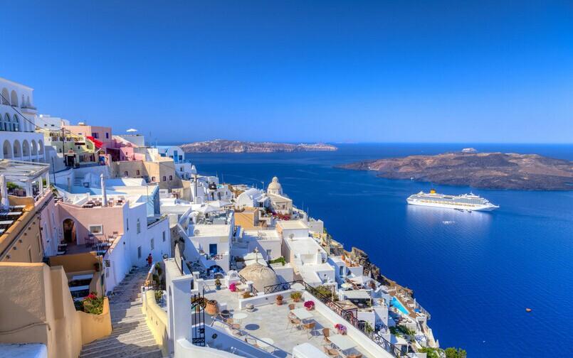 在希腊的投资者:这里有很棒的机会