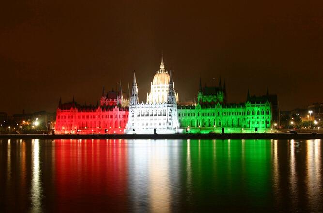 匈牙利~一步到位直接申请永居的好去处!