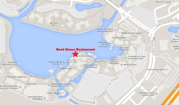 迪斯尼船屋餐厅地点-eb-5投资移民